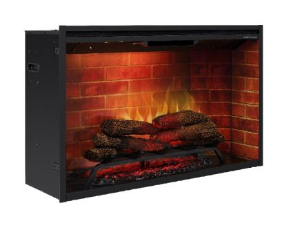 Dimplex Revillusion 36 Built-in Firebox