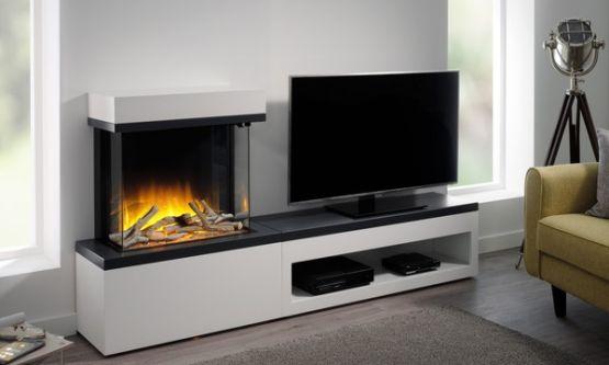 Glazer 600 III met TV-meubel Tropo 820-700