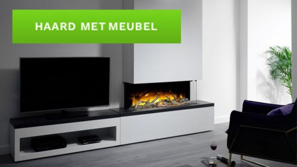 Glazer 1000 met TV-meubel Tropo CB