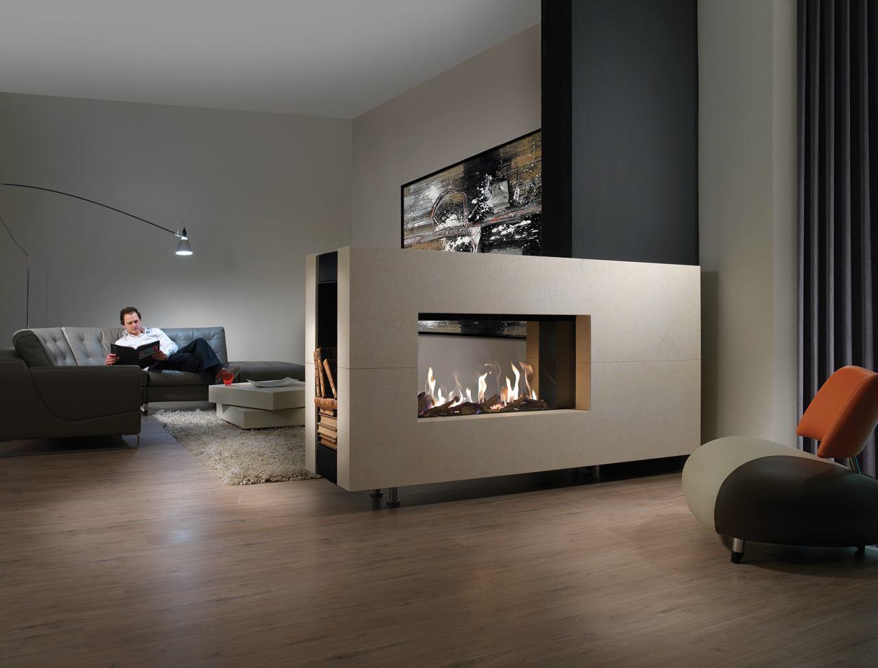 kal fire fairo 105 tunnel haardenexpert. Black Bedroom Furniture Sets. Home Design Ideas