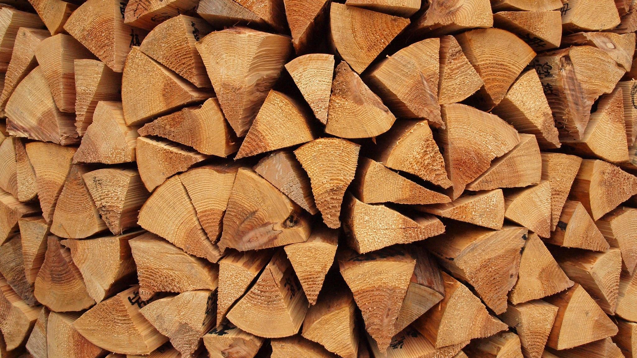 Maak gebruik van het juiste hout