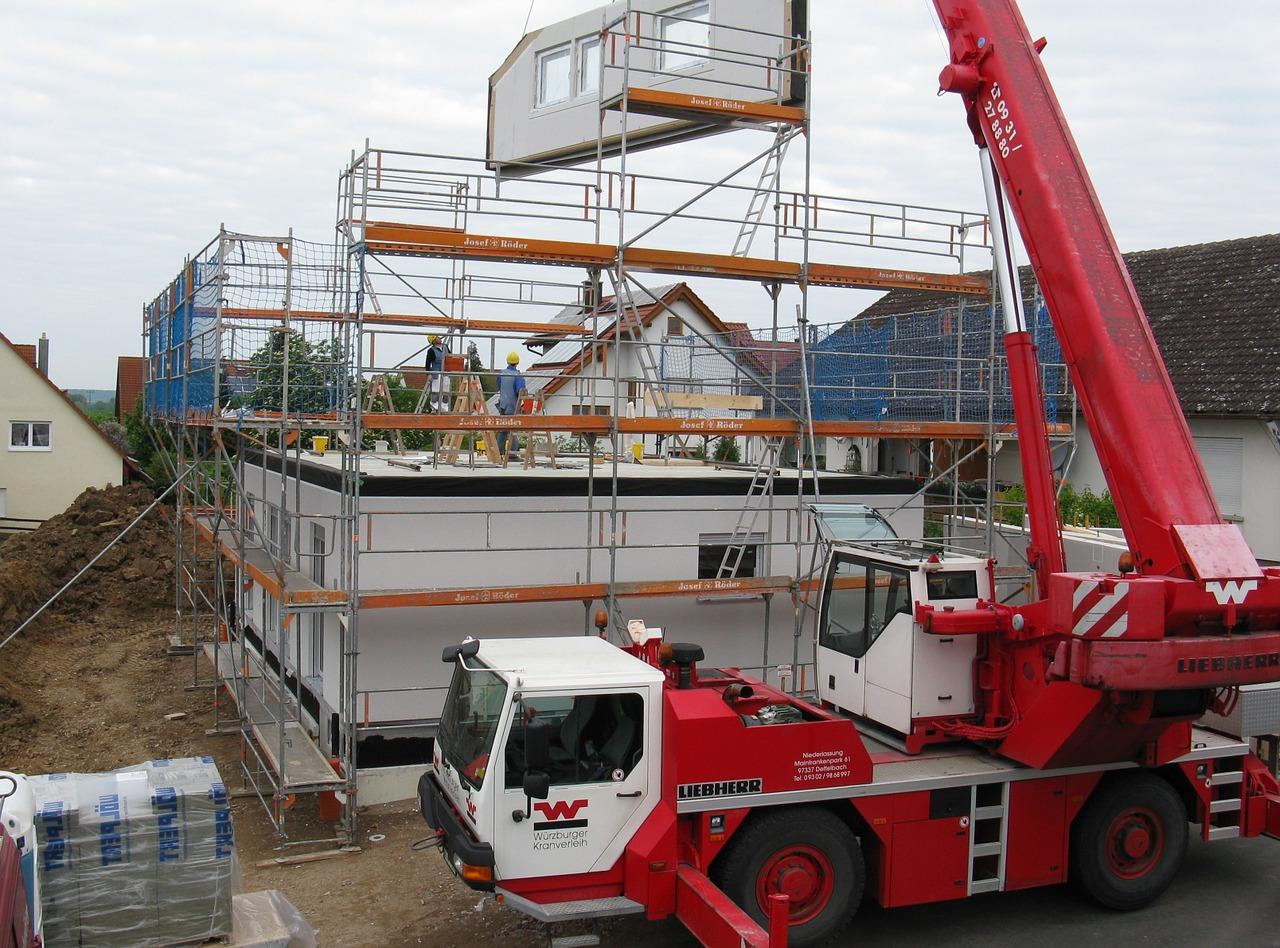 Bouwgrond en bouwvergunning