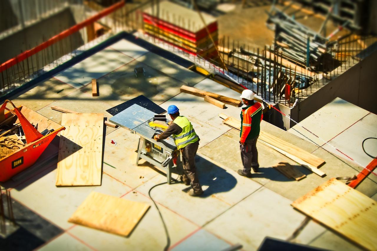 Woning bouwen met aannemer
