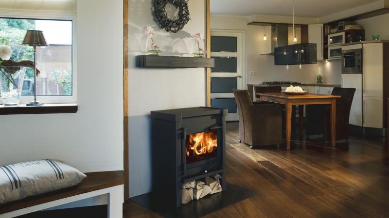 De mogelijkheden bij een jacobus houtkachel for Bekende nederlandse interieur designers