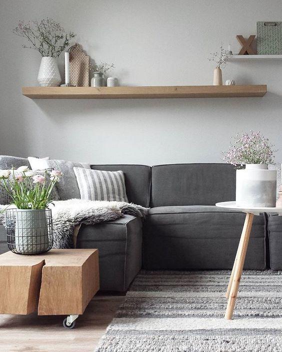 Hout in je woonkamer