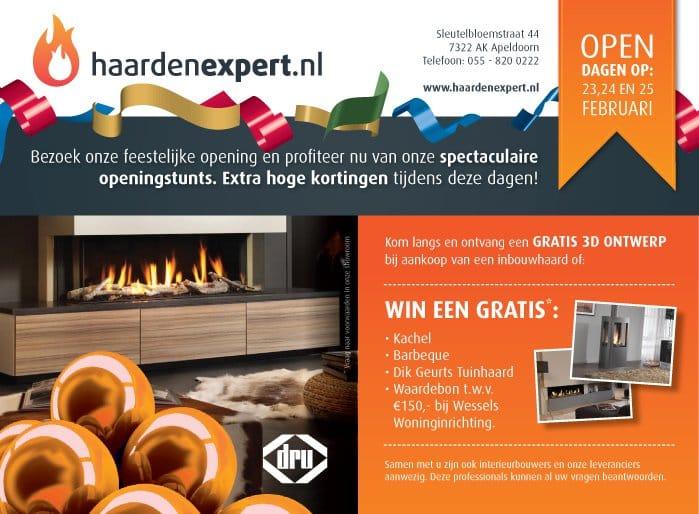 Opening Haardenexpert