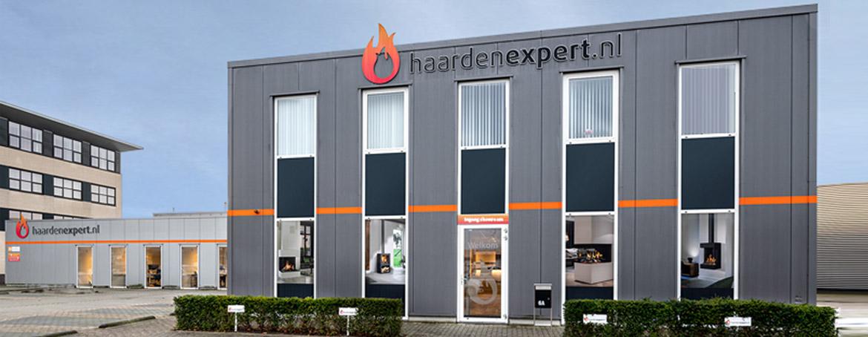 Haardenexpert showroom Rijssen