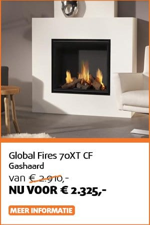 Global Fires gashaard