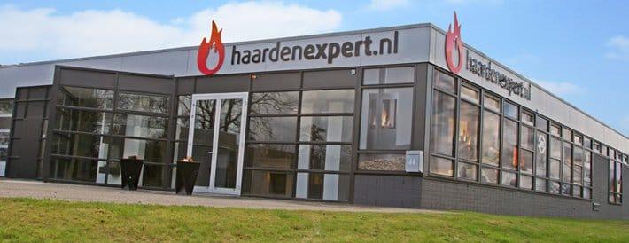 Haardenexpert showroom in Apeldoorn